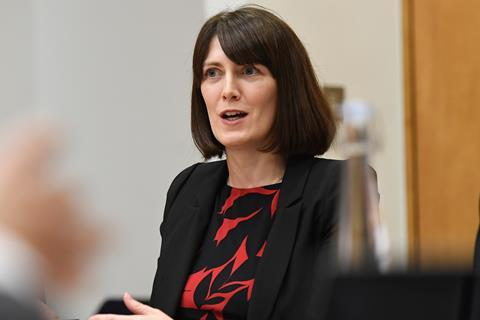 Karen Baxter, Lewis Silkin